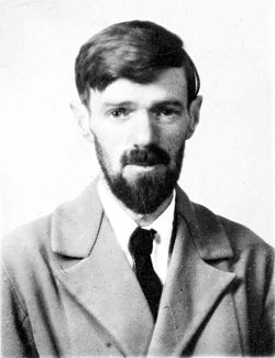 D H Lawrence love quotes and sayings