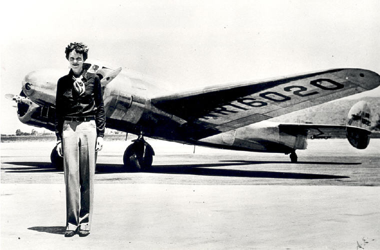 Amelia Mary Earhart Quotes and Sayings