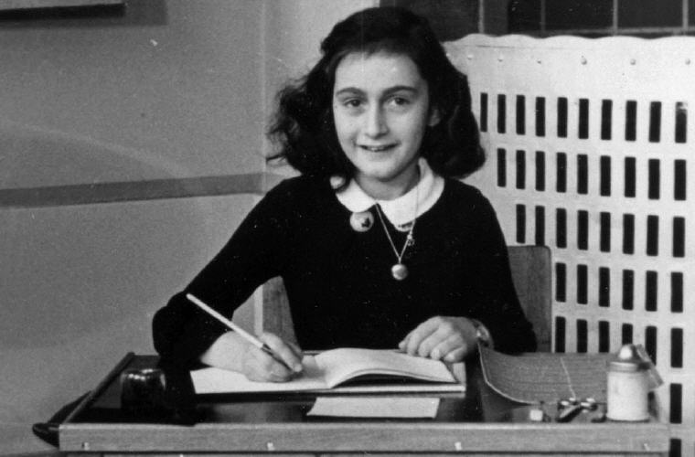 Anne Frank Love Quotes and Sayings