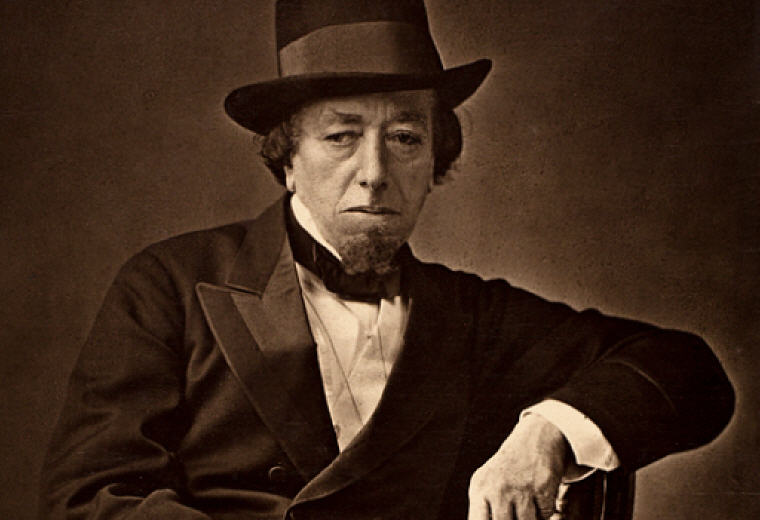 Photo credit: Wikipedia, Benjamin Disraeli Quotes and Sayings
