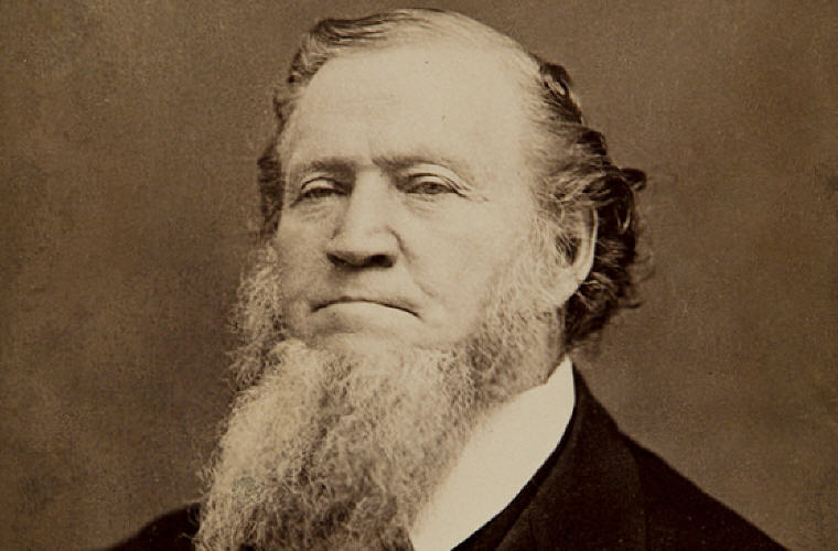 Brigham Young Love Quotes and Sayings