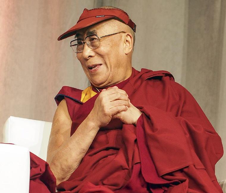 "Dalai Lama, ""If you want others to be happy, practice compassion. If you want to be happy, practice compassion."" Photo credit: Wikipedia"