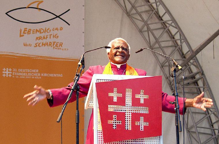 Desmond Tutu Love Quotes and Sayings