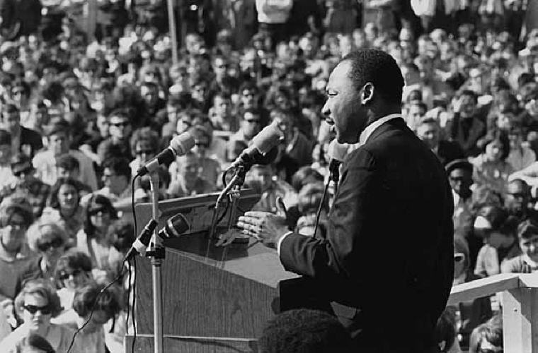 Dr. Martin Luther King Jr. Love Quotes and Sayings