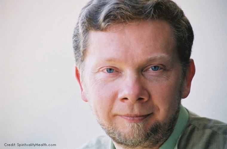 Eckhart Tolle Love Quotes and Sayings