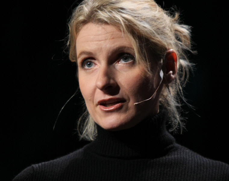 Elizabeth Gilbert Quotes and Sayings