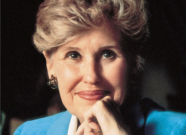 Erma Bombeck Love Quotes and Sayings, University of Dayton