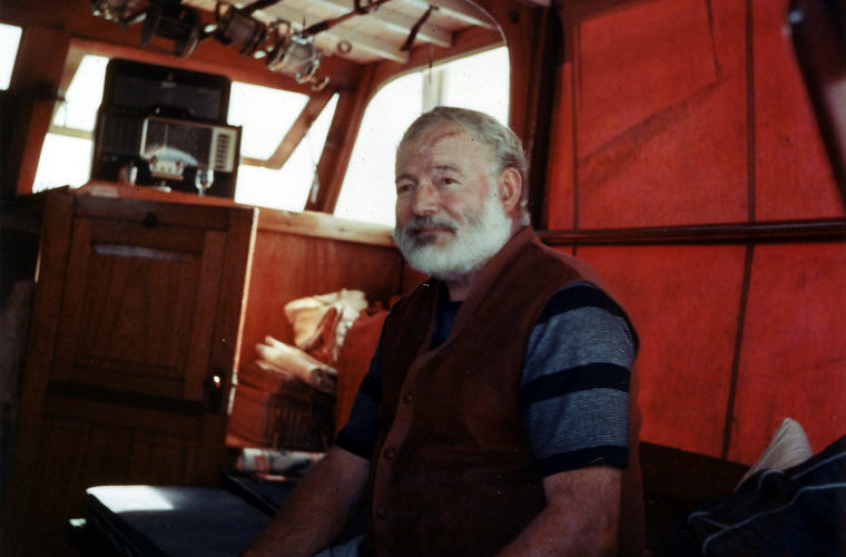 Ernest Hemingway Love Quotes and Sayings
