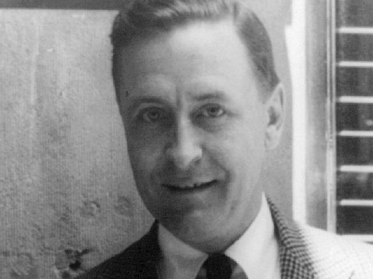 F Scott Fitzgerald Love Quotes and Sayings