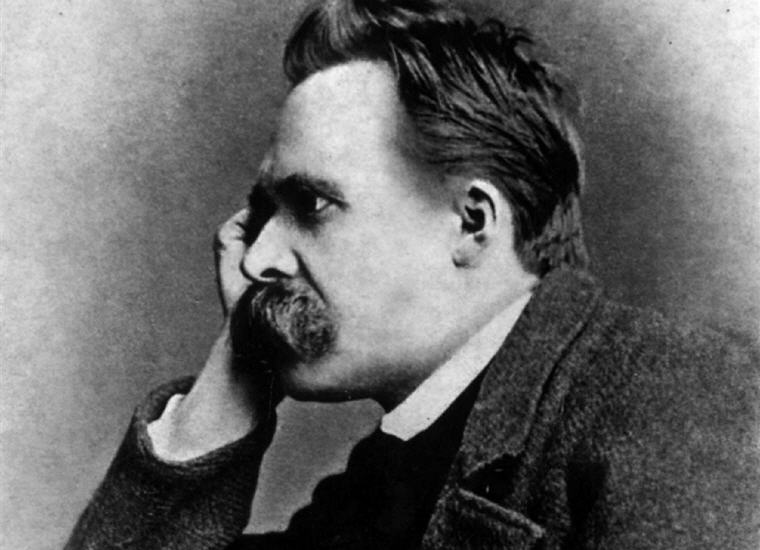 Friedrich Nietzsche Love Quotes and Sayings