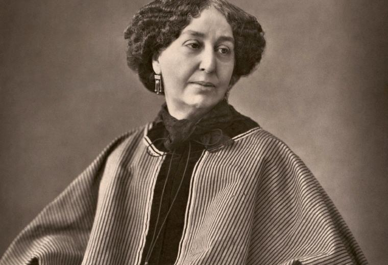 Photo credit: Wikipedia, George Sand Love Quotes and Sayings