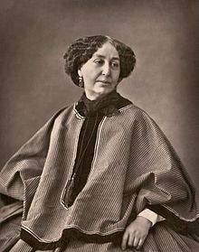 George Sand love quotes and sayings