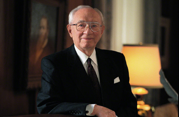 Gordon B Hinckley Love Quotes and Sayings