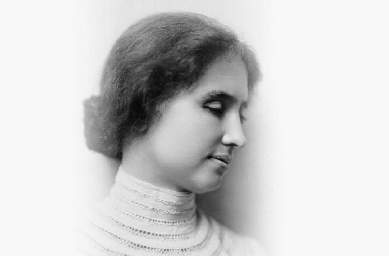 Helen Keller Love Quotes and Sayings