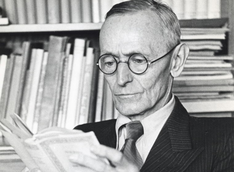 Hermann Hesse Quotes and Sayings, Photo credit: Wikipedia