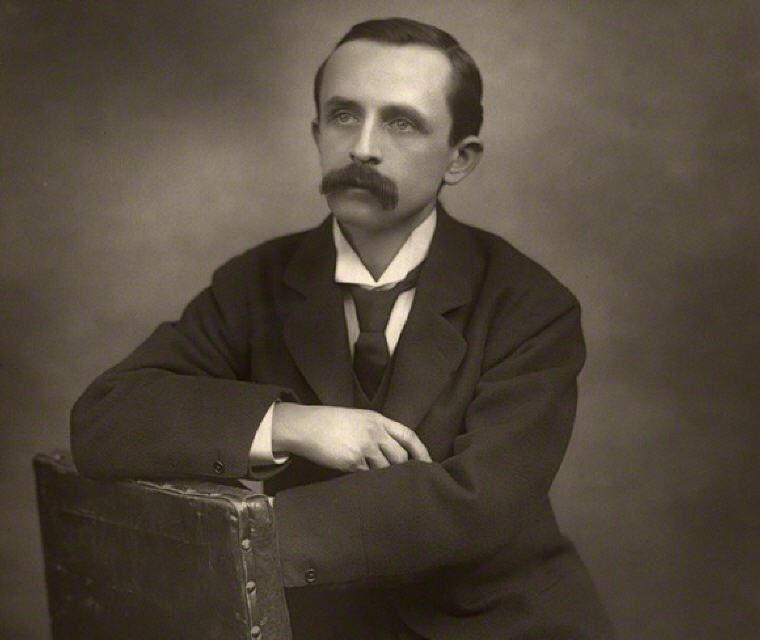 J. M. Barrie Love Quotes and Sayings