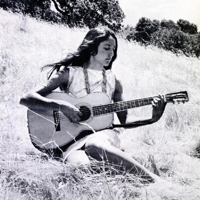 Joan Baez 1965, Photo credit: Wikiquote, Joan Baez Quotes and Sayings