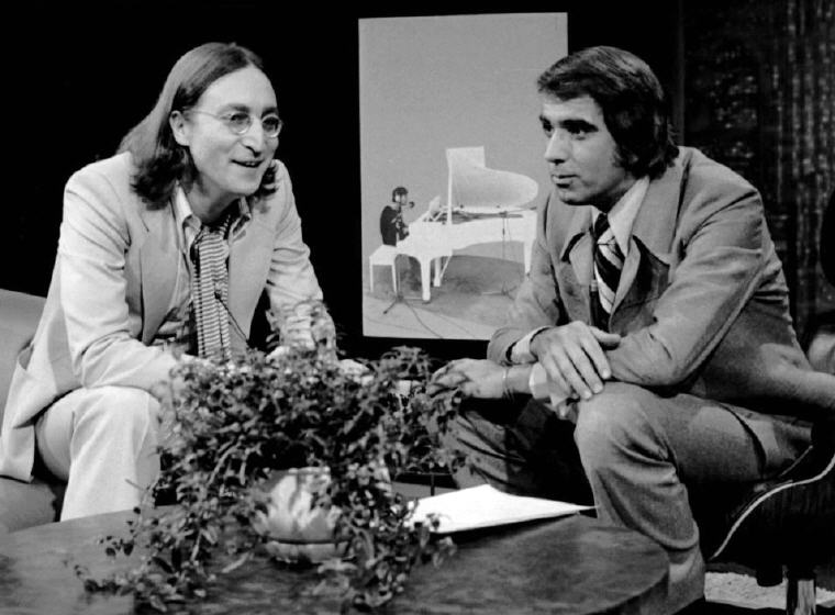 John Lennon last television interview, Tomorrow Show, 1975