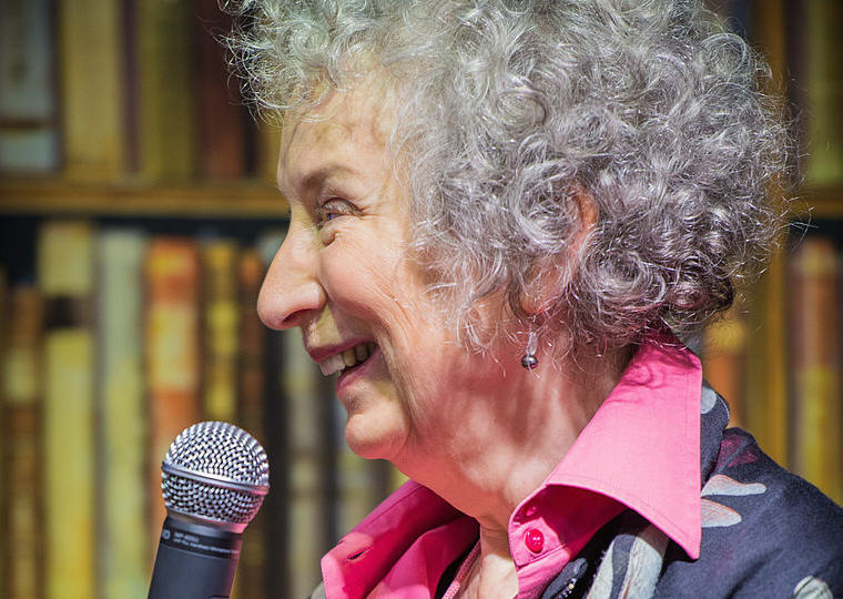 Margaret Atwood, Stockholm, June 2015, Margaret Atwood Sayings
