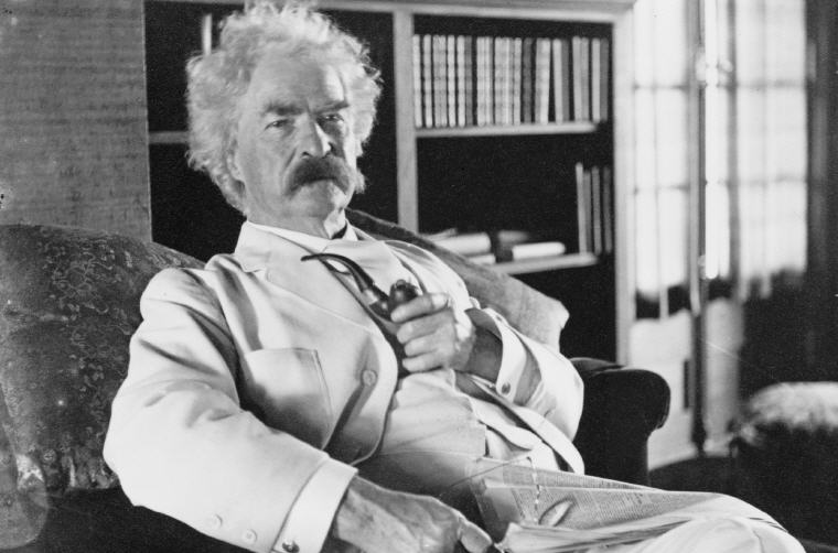 Mark Twain Love Quotes and Sayings