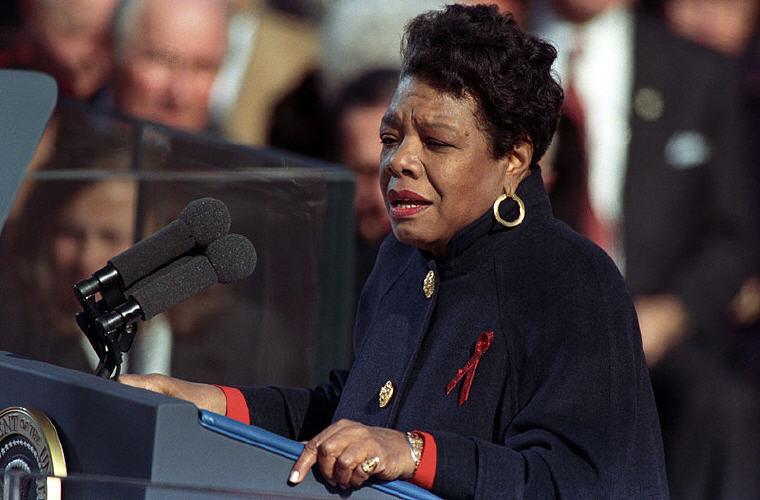 Maya Angelou Love Quotes and Sayings