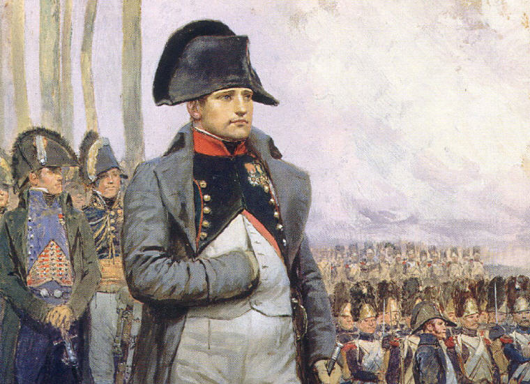 Napoleon Love Quotes and Sayings