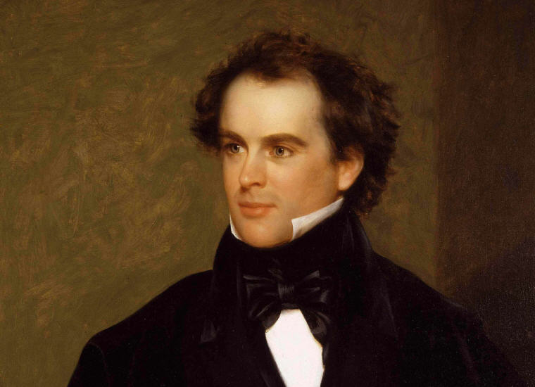 Nathaniel Hawthorne Love Quotes and Sayings