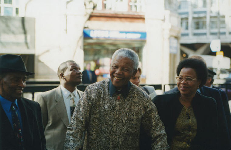 Nelson Mandela Quotes and Sayings, Photo credit: Wikipedia
