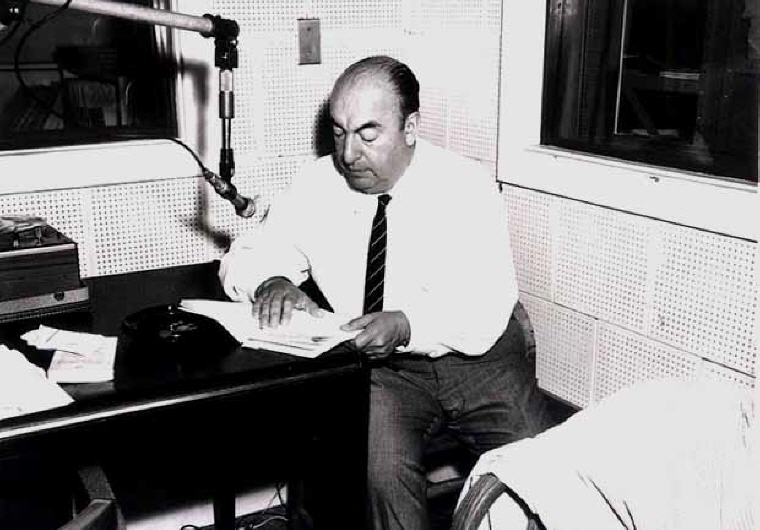 Pablo Neruda Love Quotes and Sayings