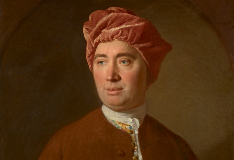Painting of David Hume, David Hume Quotes and Sayings