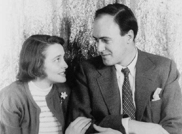 Patricia Neal and Roald Dahl, Roald Dahl Love Quotes and Sayings