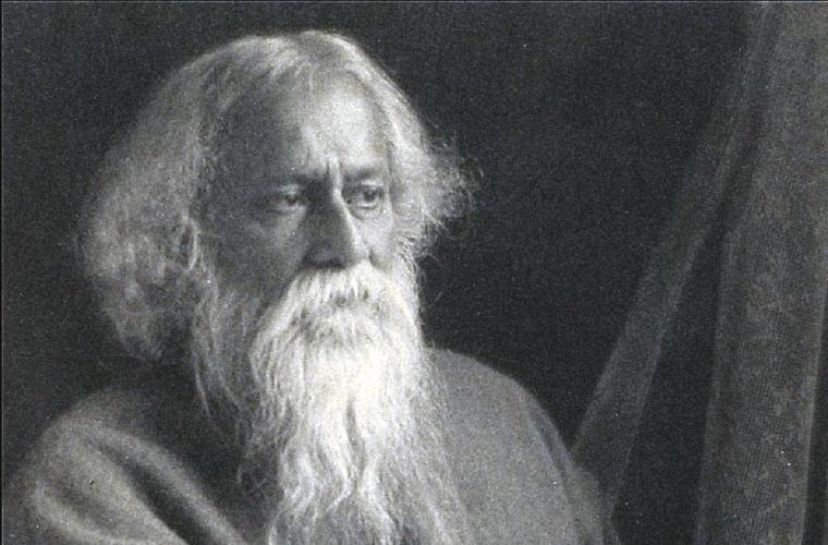 Rabindranath Tagore Love Quotes and Sayings, Photo credit: Wikipedia