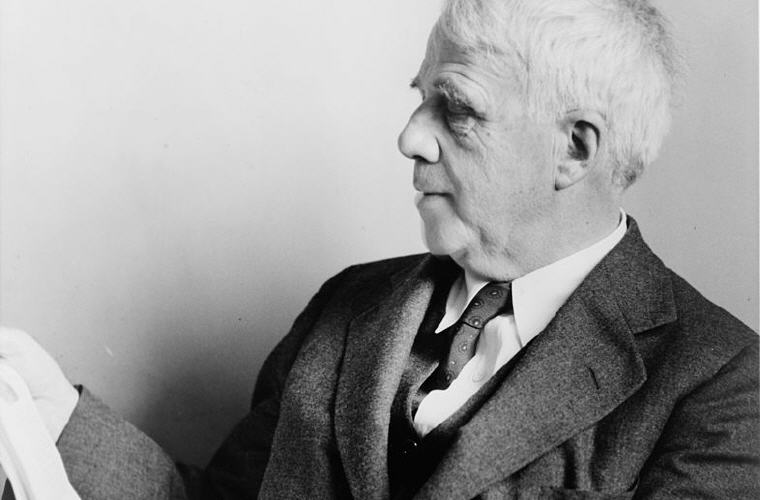 Robert Frost Love Quotes and Sayings