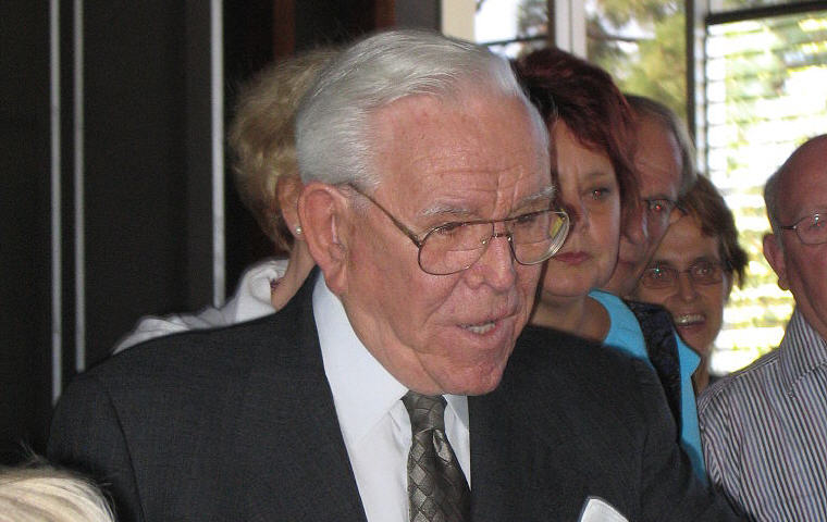 Robert H Schuller Inspiring Quotes and Sayings, Photo credit: Wikipedia