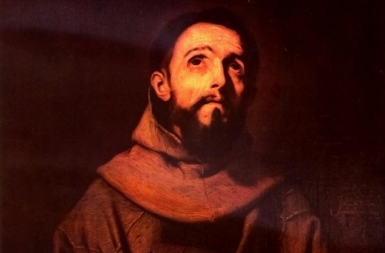 Credit: Jusepe de Ribera, Wikiquotes, Saint Francis of Assisi Quotes and Sayings