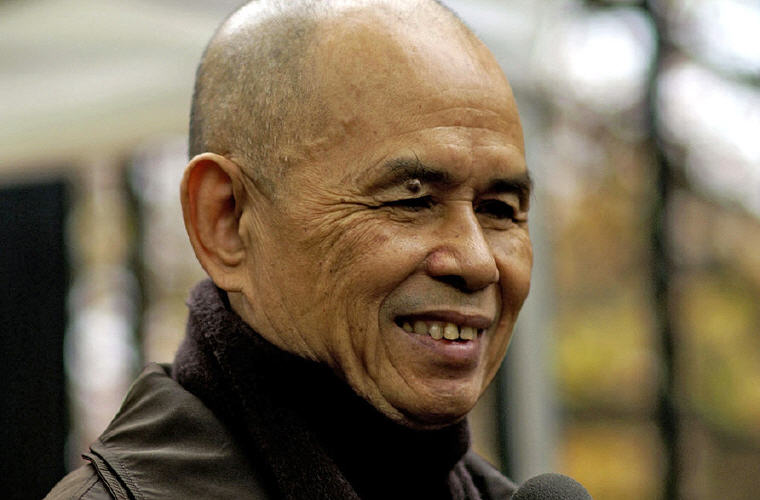 Thich Nhat Hanh Love Quotes and Sayings
