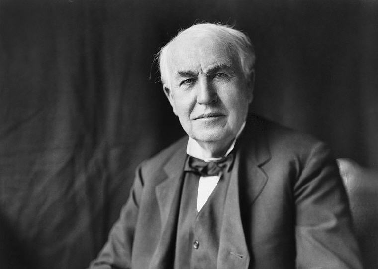 Photo credit: Wikipedia, Thomas Edison Inspiring Quotes and Sayings