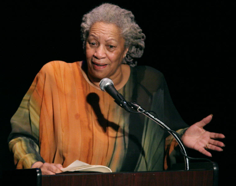 Toni Morrison Love Quotes and Sayings