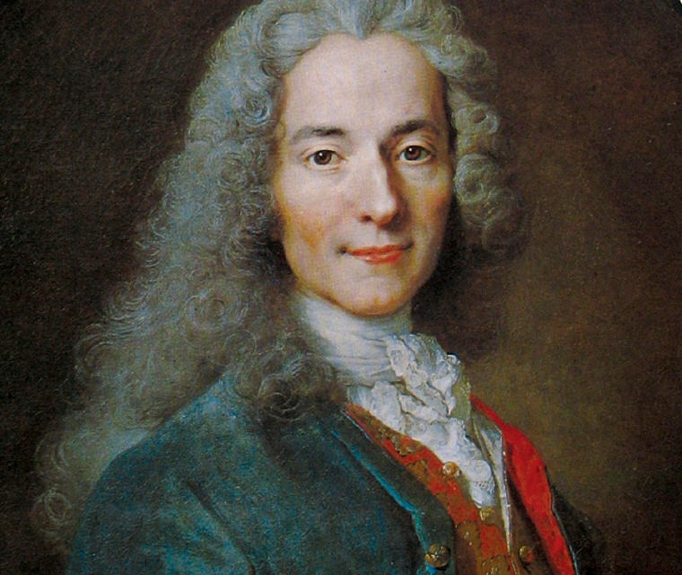 Voltaire Love Quotes and Sayings