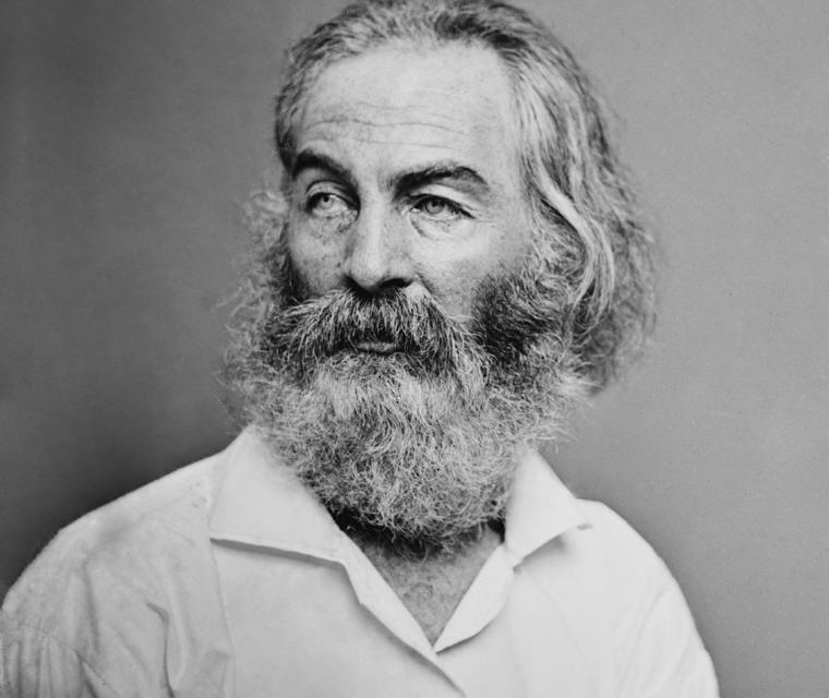 Walt Whitman Poetry and Saying