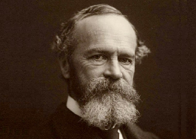 William James Quotes and Sayings